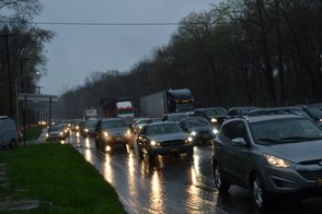 Miles of Flood-Related Flooding on Route 22
