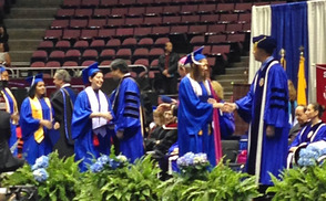 SHU commencement 2014