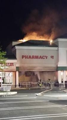Two-Alarm Fire at Assi Market in Montgomery Township is Under Control in An Hour, photo 5