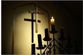 Holy Week time for both quiet reflection and jubilant celebration