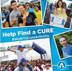 10th Annual Walk to Cure Arthritis