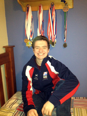 Olympic Q&A with SPF Skater James Schetelich, photo 1