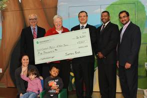Investors Supports Cerebral Palsy of New Jersey (CPNJ) Horizon School