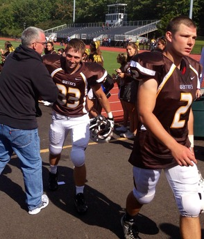 Watchung Hills Falls to Union in the First Round to End Season, photo 8