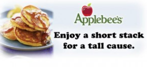 Applebee's pancakes