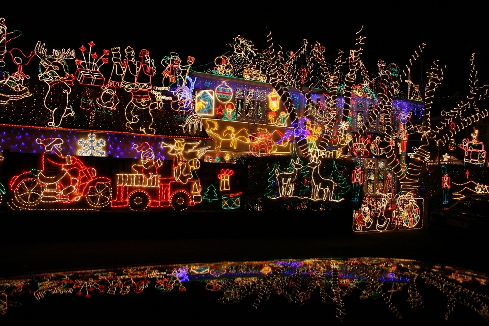 Best Christmas Decorations In Northern Nj : Proud of your holiday lights enter the tap quot best