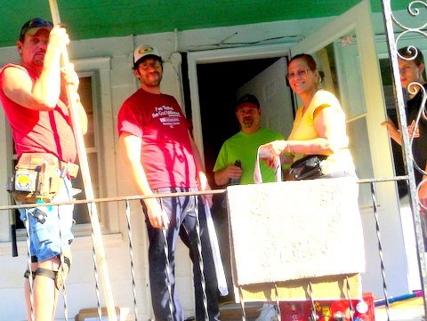 Congregation B'nai Israel and The Good People Fund Make 'Mitzvah' Mission to Appalachia