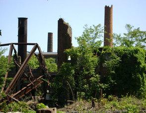 Contamination Plagues Historic ATP Ruins  Photo