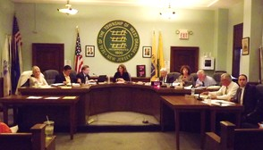 April 22 Township Council Meeting