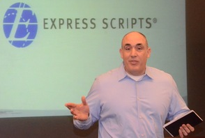 Alex Krynicki From Express Scripts