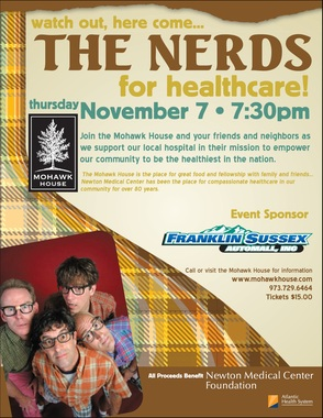 NERDS For Health Care!