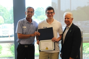 New Providence Student Who Received a Cornea Transplant Wins Prestigious College Scholarship