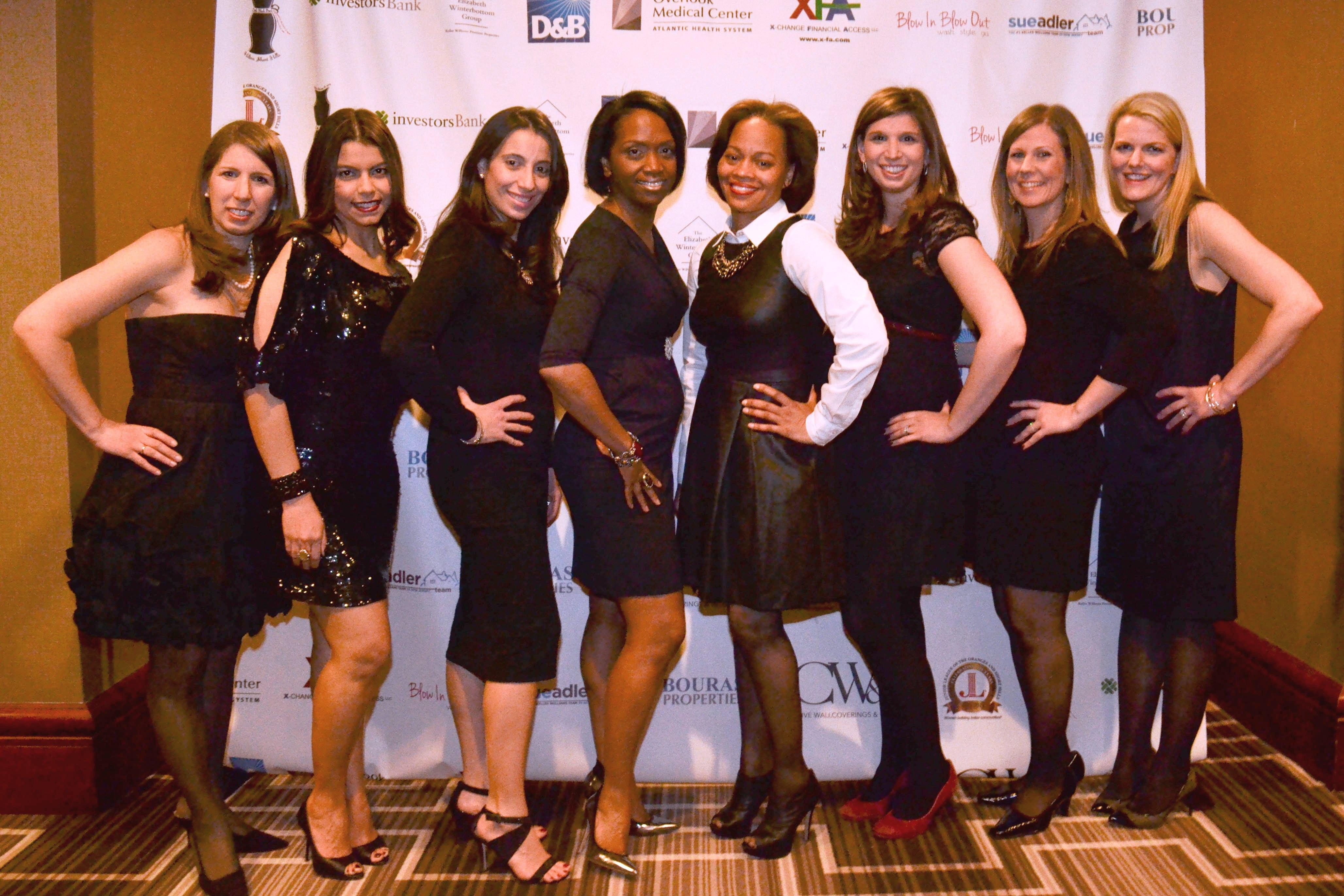 Junior league holds little black dress night out news tapinto
