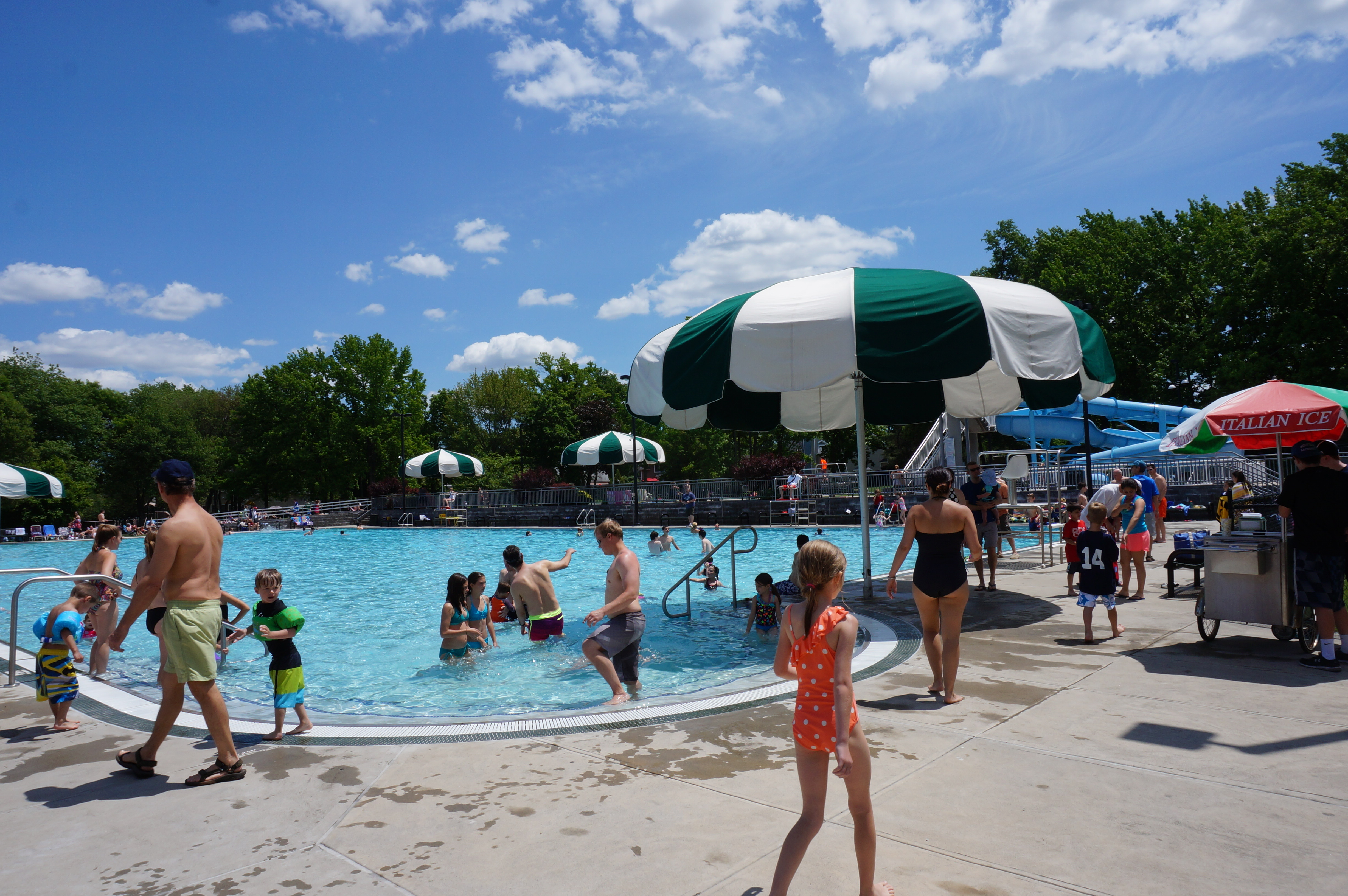 Memberships Still Available For Westfield Memorial Pool This Summer Westfield Nj News Tapinto