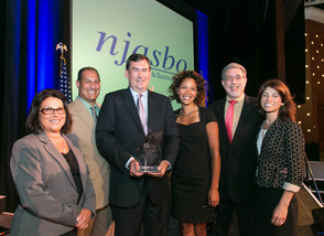 Wiss & Company Receives NJASBO Above & Beyond Award