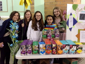 Enterprising Girl Scouts Combine Cookie Sales with Environmental Activism, photo 1