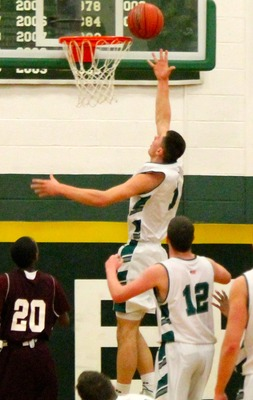 New Providence Boys Basketball Stumbles to Early UCT Exit, photo 1