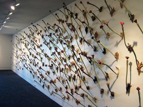 Bruce Dehnert at The Dowse Art Museum, New Zealand, photo 2