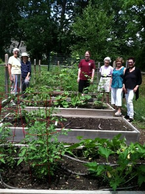 Project Self-Sufficiency Garden