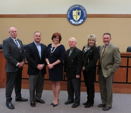 Levinson Finishes Term as Interim Township Manager, photo 1
