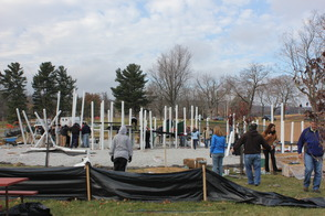 Morris County Volunteers Come Together to Build an 'All-Access' Playground, photo 4