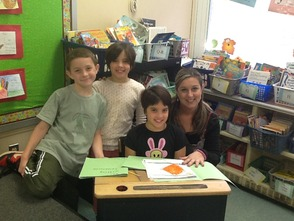 Second Grade Written Accomplishments Shared With Families  , photo 1