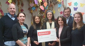 Imagine receives Grant from State Farm