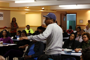 New SOMA Parent Organization Seeks 'True Equality' for Black Students, photo 9
