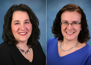 Elizabeth Parascandola-Clee and Susan Roselli Bonnell Franchise TAP into Clark , photo 1