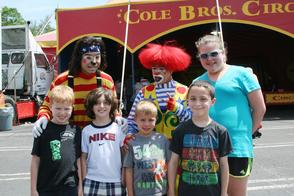 Cole Bros. Circus Concludes Livingston's Memorial Day Weekend Celebration, photo 1