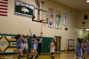 Montville Girls Basketball Defeats Sparta, 37-33, photo 3