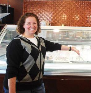 Marci Semel at Mara's