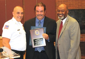 Proclamations Awarded to Retiring Roselle Police Officers and Detectives, photo 7