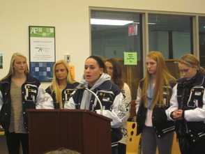 Students Honored at the Randolph Board of Education 2014 Organization Meeting, All Geared Up For The New Year, photo 7