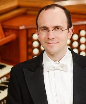 Organist Andrew Henderson