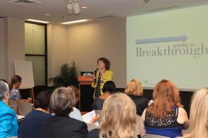 Sobel & Co. Hosts Executive Women's Breakfast Series, photo 4
