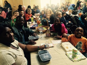 Unity Charter School Brings Parents to Lunch, photo 9