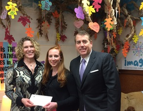 Imagine Receives Grant Thanks to Memorial Funeral Home