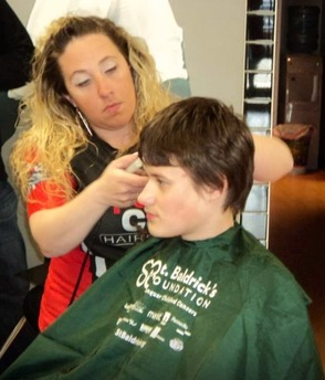 Fifteen Warren Boys Went Bald For St. Baldrick's Foundation To Support Childhood  Cancer Research , photo 8