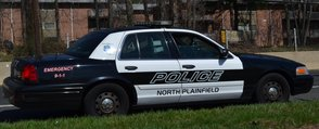 North Plainfield Police Cruiser