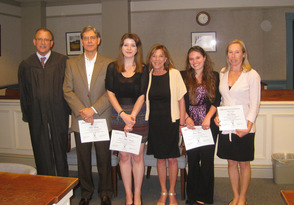 New CASA Advocates Sworn In