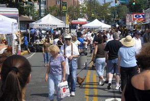Fanwood Street Festival on Sunday, June 8