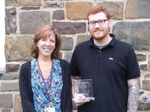 Penn Foundation Peer Specialist Honored