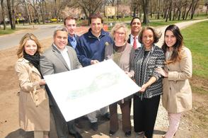Lenape Trail Groundbreaking