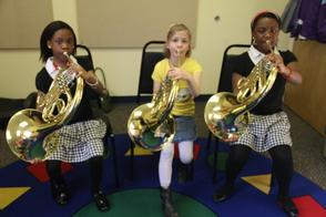 Wharton Music Center Intro to French Horn