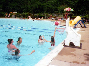 Berkeley Heights Community Pool 50th Anniversary Summer Kick Off with Open House, June 14, photo 1