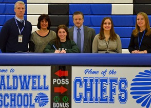 Nicole Kinney Signs Letter of Intent to Play Lacrosse for Drew University