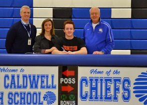 Joseph Salter Signs Letter of Intent to Play Football for Princeton