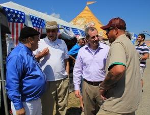 Politics at the State Fair