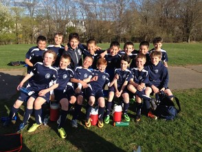 Berkeley Heights United U12 Soccer Team